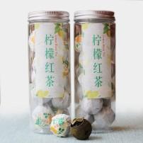 柠檬茶下午茶网红茶水果红茶花果茶散装小柠红茶叶柠檬红茶200克