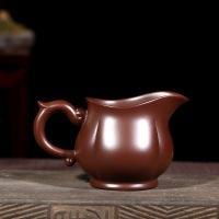 宜兴正品原矿紫砂茶具 紫砂公道杯 茶海 茶壶 功夫茶具280毫升