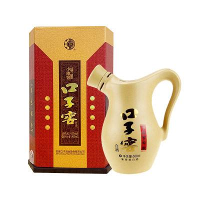 口子酒兼香型国产白酒小池窖特酿口子窖41度500ml整箱送礼 口子窖