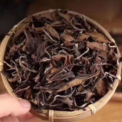 需要的不是昂贵的价格,而是随遇而安的茶缘。2007年典藏贡眉