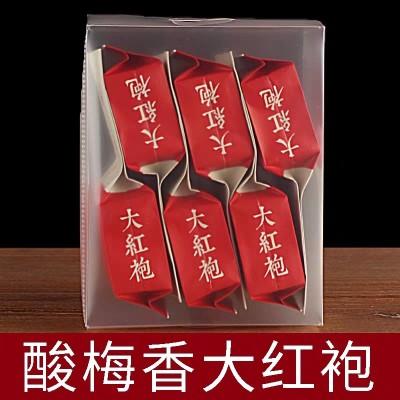 大红袍 2000乌龙茶茶叶48g 武夷山岩茶陈年老茶浓香型袋装试喝试饮