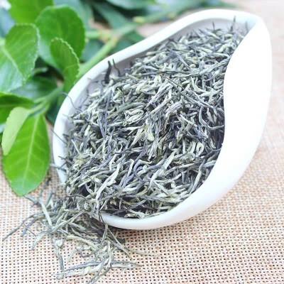 毛尖绿茶2020新茶四川蒙顶雪芽特级浓香型嫩芽茶叶散装250g包邮