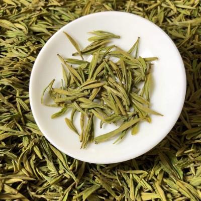 安吉白茶2020年新茶明前特级高山品质头采嫩芽黄金芽茶叶