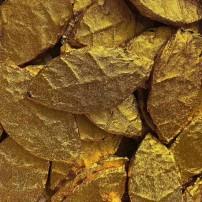金叶子布朗山古树料,纯手工制作,密香,茶气足,水路柔和,一罐20片