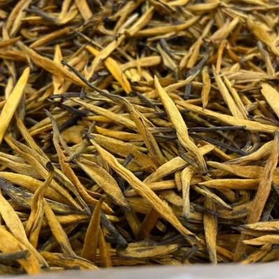 头春茶 古树大金芽 茶色金黄鲜香 香味浓郁持久 甘甜 味醇250克