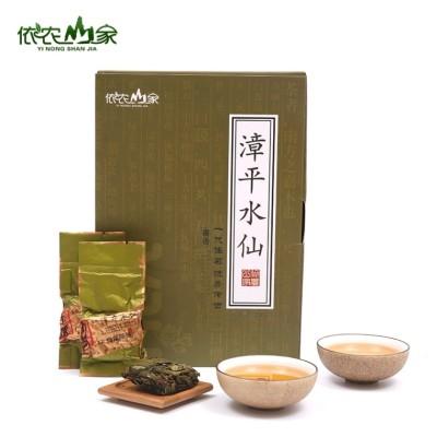 福建漳平水仙茶叶方块型水仙漳平水仙兰花香型水仙茶叶