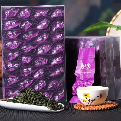 兰香型铁观音正味兰花香浓香型高山茶简装250g