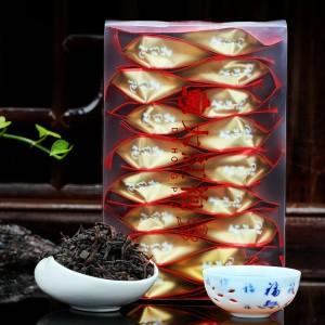 武夷岩茶肉桂浓香型 正岩武夷山大红袍新茶茶叶125g简装