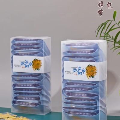 菊花茶金丝皇菊菊花黄菊一朵一杯花茶大特级胎菊贡菊20朵精选盒装礼盒