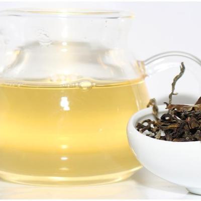 云南普洱茶泓绿芗散茶袋礼盒装500克定制私人企业定做