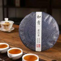 2012年福鼎高山陈年老白茶