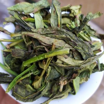 单枞茶头生茶好茶绿单枞挑岀来了黄叶粗片凤凰单枞茶高山茶1斤鸭屎香单枞茶