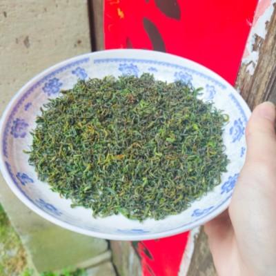 【2020明前白茶】兰花香 明前特级春茶松阳传统香茶 绿茶新茶浓香