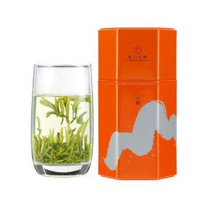 春茶现货2020新茶上市徽六茶叶绿茶特级黄山毛峰寻味500系70g罐装