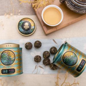 2017年妙曼系列手工沱普洱生茶