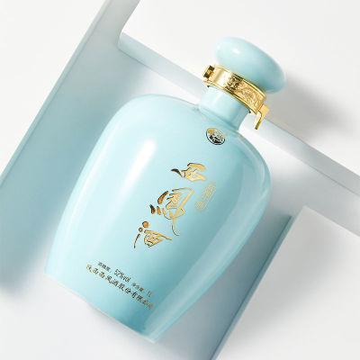 【新品首发】西凤酒 52度陈酿头曲大坛酒 绵柔凤香型白酒 1L/坛