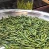 2020年极品雀舌产于四川,明前第一道芽头,均匀翠绿,上下舞动甘甜爽口