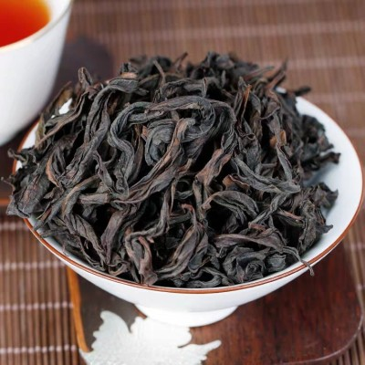 新款岩茶老枞水仙茶叶武夷山大红袍浓香型肉桂乌龙茶袋装散装500g