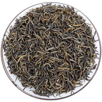(2020明前单芽)小菜茶 金骏眉特级红茶明前嫩芽春茶浓香250克罐装