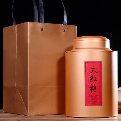 新茶浓香大红袍茶叶500克春茶浓香型武夷岩茶散装乌龙茶