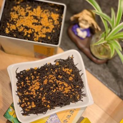 野生桂花红茶