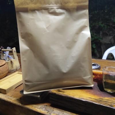 云南普洱茶,易武乔木茶普洱生茶500g/手工制作晒青毛茶日常生活口粮茶