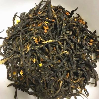 2020新茶桂花红茶茶叶  特级桂花茶叶冬季暖胃250g