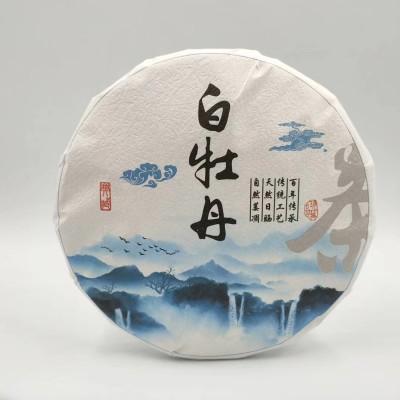 2019年福鼎白茶高山白牡丹饼茶300克