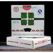 2007年中茶福禄寿禧100克/片,昆明仓,物美价廉!
