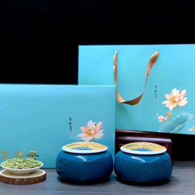 2020新茶正宗龙井茶叶雨前龙井绿茶500g茶叶礼盒装春茶送礼