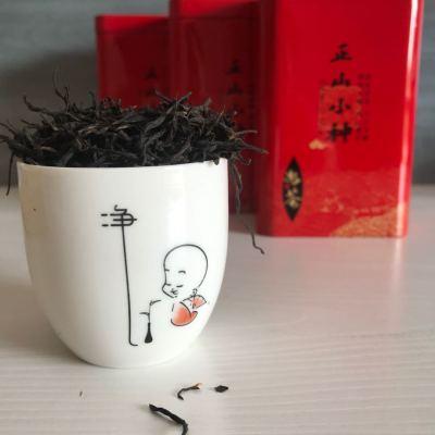 金骏眉红茶新茶武夷山蜜香型金俊眉散装礼盒罐装大份量375g