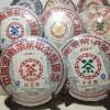 07年飞台五大金刚,一套五饼,这款茶汤色红,透亮,耐泡度高,陈香浓郁!