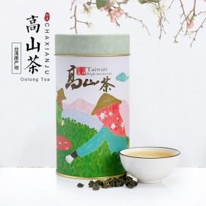 四季春高山茶150克台湾进口清香乌龙茶冻顶茶叶春茶