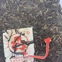 03年的红大益甲级,用料等级特别高,口感特别高的一款老生茶。