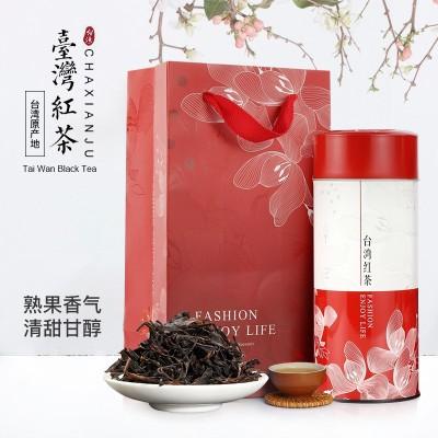 高山红茶 正宗台湾原产红茶 罐装红茶