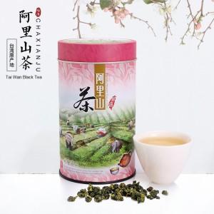 阿里山樟树湖乌龙茶150克清香高山茶台湾进口