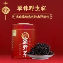 好茶春茶800年古树凤庆滇红茶特级云南茶叶 单株野生红250克罐装
