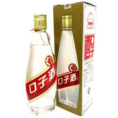 口子窖酒40.8度兼香型白酒500ml*6瓶 安徽口子酒