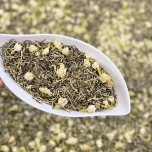 2020年新茶茉莉碧潭飘香味清新自然、淡雅适度,更是适合大众囗粮茶。