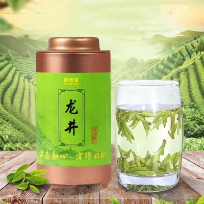 龙井绿茶2020年新茶明前杭州西湖春茶批发散装浓香型罐装