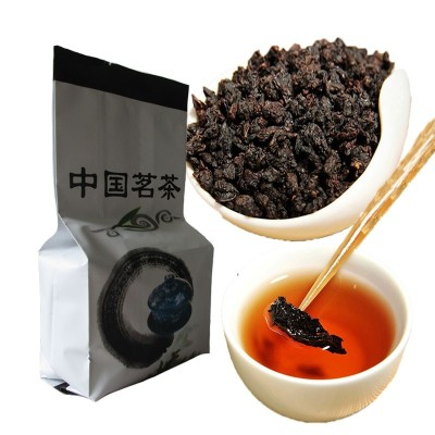 125g黑乌龙茶散装袋装茶叶批发亚马逊