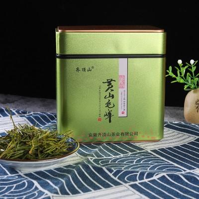 2020年新茶 半手工茶叶黄山毛峰 100g罐装黄山毛峰