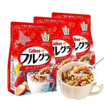 卡乐比北海道水果燕麦片700g富果乐坚果冲饮谷物即食干吃零食小吃代餐