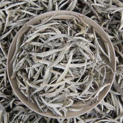 普洱茶生茶古树大白毫单芽 月光白散茶生茶500g包邮