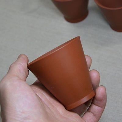 中国四大名陶之云南建水紫陶 纯手工茶具 精品主人杯 包邮