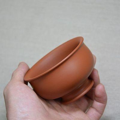 中国四大名陶之云南建水紫陶 名家大师纯手工茶具茶杯 精品主人杯 包邮