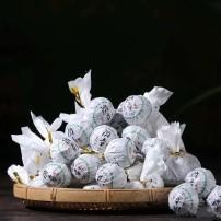 500克,2018年春班章纯料生茶龙珠