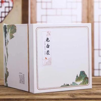 福鼎白茶 老白茶品质好茶 性温和 四季皆宜