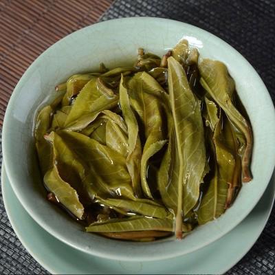 云南普洱茶饼 早春古树茶 冰岛七子饼 蜜香冰糖甜 普洱饼生茶357g