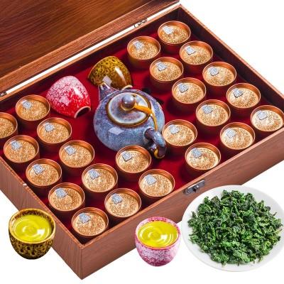 2020新茶安溪铁观音茶叶500g礼盒装特级浓香型乌龙茶中秋礼品茶